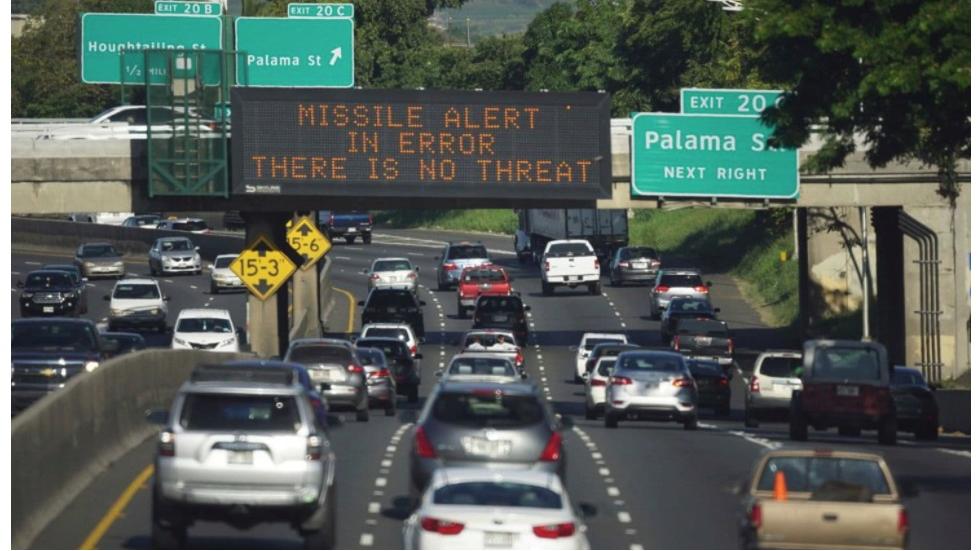 missele alert