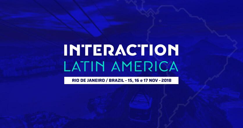 Interaction Latin America 2018